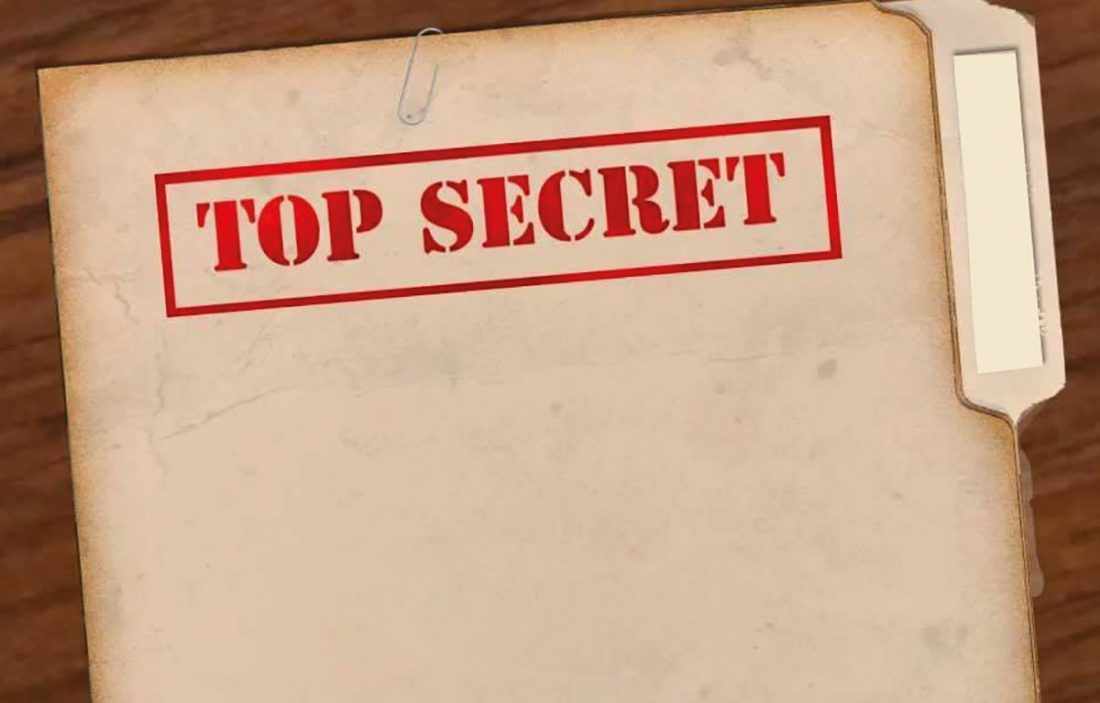 Top Secret - Servucción