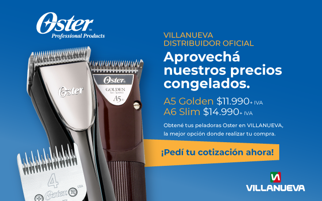 Villanueva Oster – Pop Up